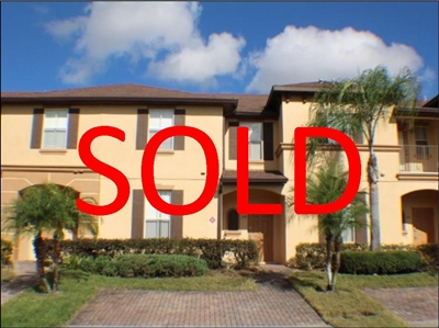 Regal Palms home sold